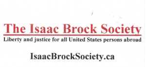 Brock business card. 2