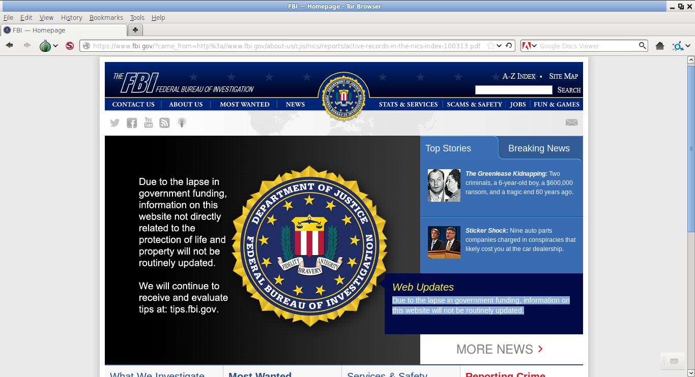 FBI-Government-Shutdown