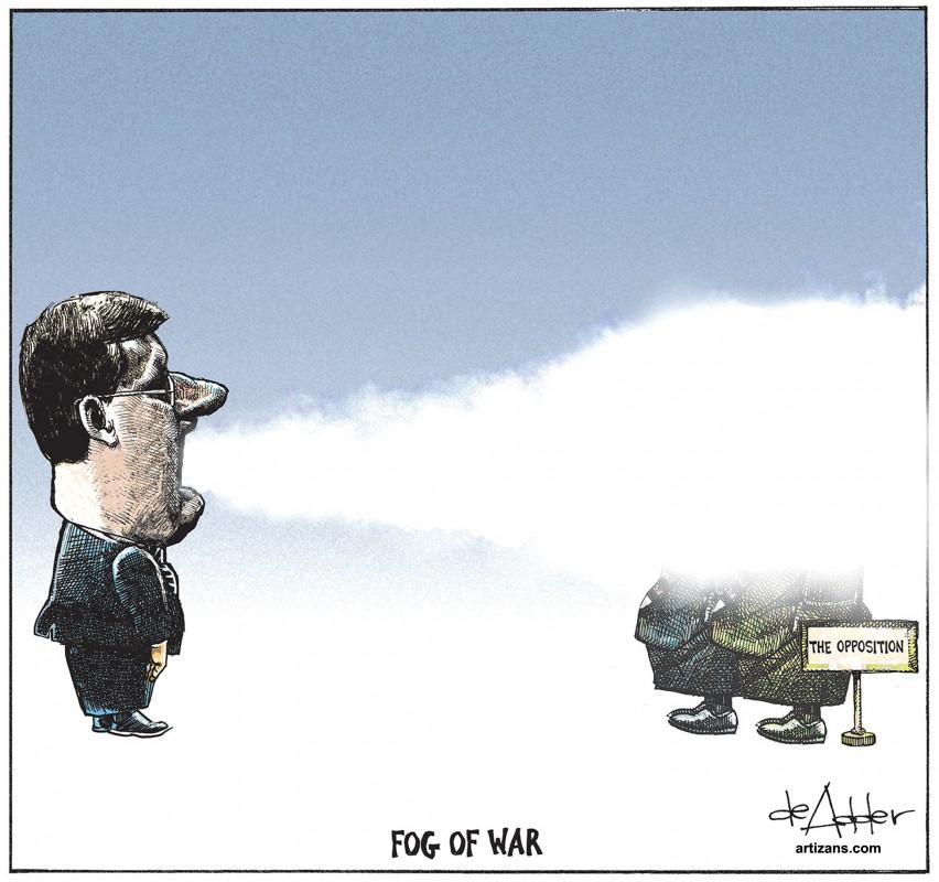 Fog of Harper