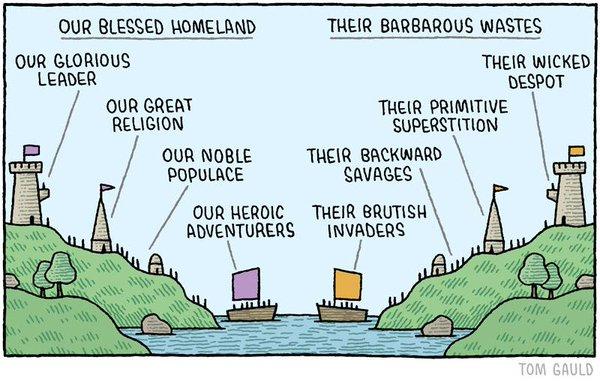 Their Blessed Homeland